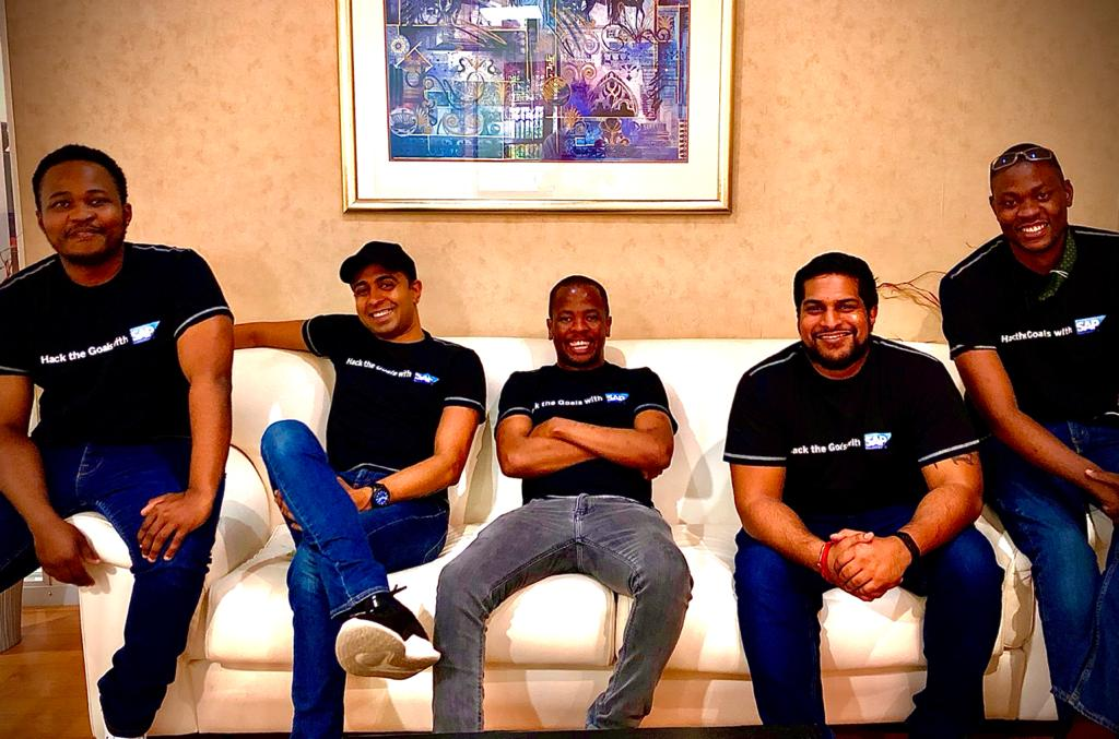 SAP IoT Hackathon - Africa 2020 Winners: TeamFIRtech